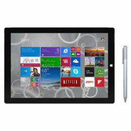 Microsoft Surface Pro 3 512GB Intel i7 RAM 8GB