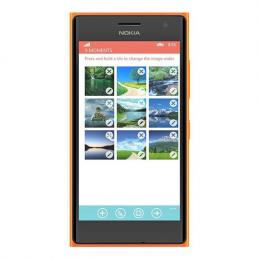 Nokia Lumia 735 (Orange) Windows Phone 8.1 SIM-unlocked