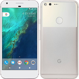 Google Pixel XL G-2PW2200 32GB [Quite Silver] SIM Unlocked