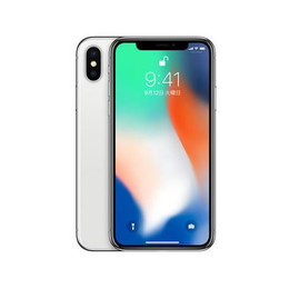 Apple iPhone X 64GB [Silver] SIM Unlocked